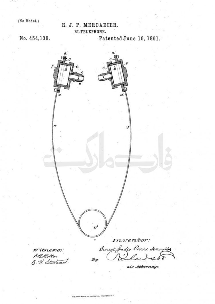 مخترع هندزفری کیست
